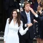 Ślub Paula McCartney'a i Nancy Shevell
