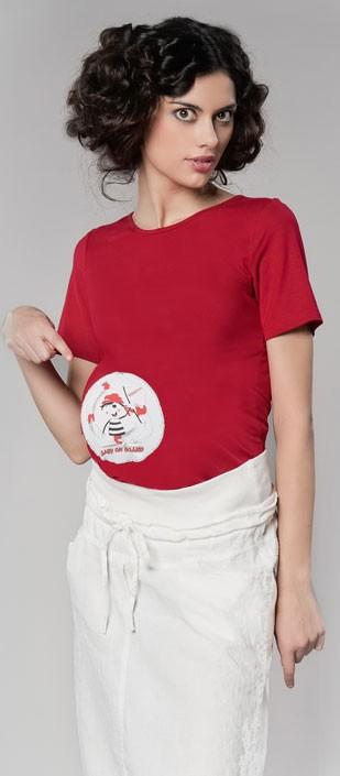Koszulki ciążowe Happy Mum