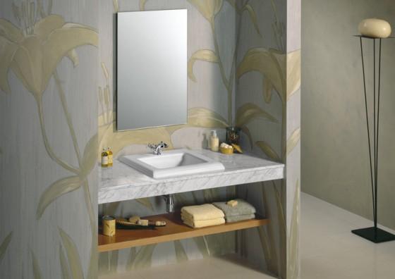 Elegancka armatura łazienkowa Roca