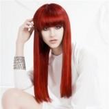 Modne fryzury 2012 - długie włosy