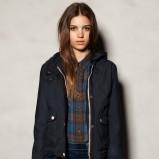 Płaszcze i kurtki Pull&Bear na jesień i zimę 2012/13