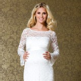Suknie ślubne dla kobiet w ciąży