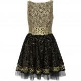 Magia błyskotek - wieczorowe sukienki 2013