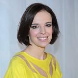 oko podkreślone na czarno - Anna Wendzikowska