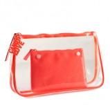 pomarańczowa kosmetyczka H&M - kolekcja wiosenno-letnia