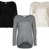 Modne swetry na zimę