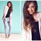 Stylizacje blogerek - kolekcja Mohito 2014
