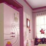 Meble dla dzieci - kolekcja Księżniczka