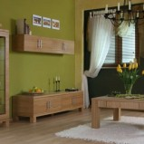 Piękny salon z meblami Krysiak