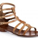 Prima Moda - klapki i sandały na wiosnę i lato 2010