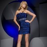 Kolekcja sukien wieczorowych Tony Bowls wiosna/lato 2010