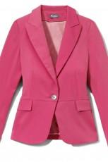 Różowe ubrania i dodatki na wiosnę/lato 2012