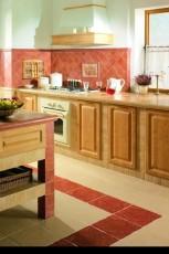 Aranżacje kuchni i łazienki - płytki podłogowe i ścienne Paradyż