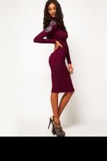 Sukienki wieczorowe midi - hity 2012/2013!