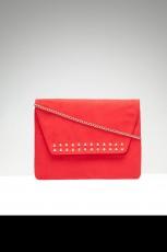 Czerwone torebki na sylwestra, karnawał i studniówkę