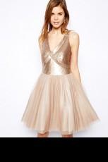 Cekinowe sukienki