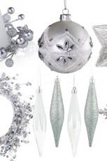 20 srebrnych dodatków na święta