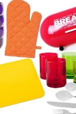 20 dodatków do kuchni w wyrazistych kolorach
