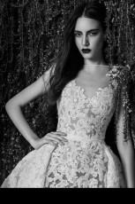 Zmysłowe suknie ślubne - Zahair Murad jesień/zima 2016