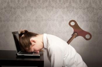 Wypalenie zawodowe - jak sobie pomóc?