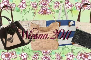 Torebki wiosna/lato 2011- Przegląd We-Dwoje.pl