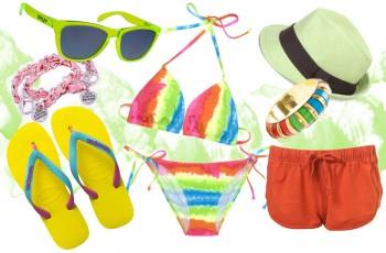 Idę na plażę - We-Dwoje.pl stylizuje