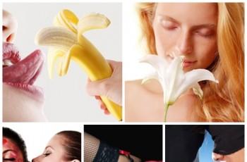 Zmysły w seksie - jak je wykorzystać?