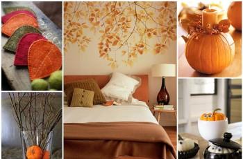 Mieszkanie jesienią malowane