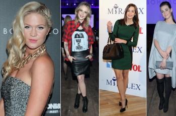 6 jesiennych trendów w wydaniu celebrytek!