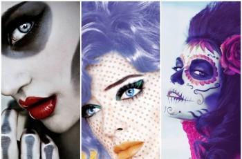 Makijaż na Halloween, który zrobi furorę - 3 super pomysły