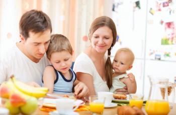 Tato, mamo przestrzegaj przykazań zdrowego żywienia!
