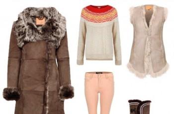 Etno moda na zimę