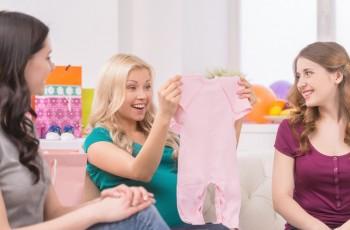 Jak zorganizować baby shower?