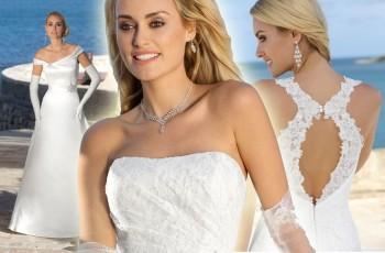 Suknie ślubne piękne i eleganckie