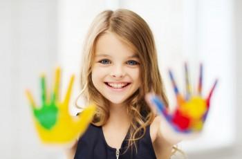 Dowiedz się, jakie kolory lubią dzieci!