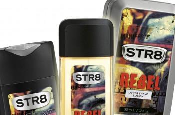 Nowy prowokujący zapach dla niepokornych mężczyn