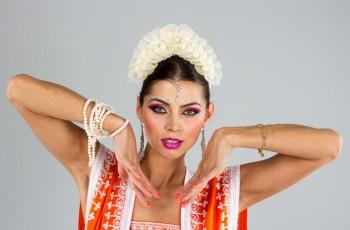 Karnawałowa domówka w stylu Bollywood