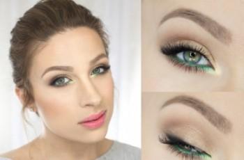 Wiosenny makijaż - instruktaż