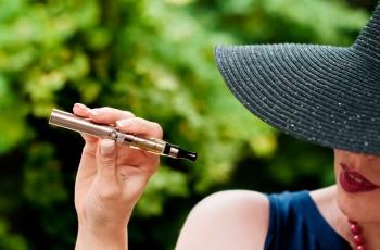 E-papieros mniej szkodliwy- badania