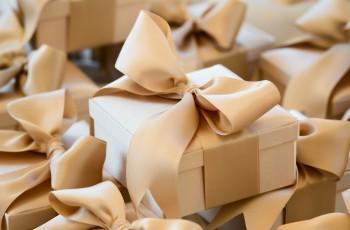 Pudełka prezentowe- 7 szablonów do druku
