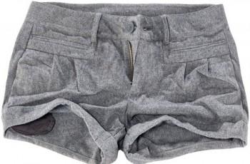 Spodnie i szorty dla kobiet - kolekcja Pull & Bear na jesień-zimę 2010/2011