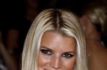 Makijaż i fryzura - Jessica Simpson