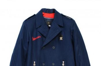 Kurtki i bezrękawniki dla niej - kolekcja Adidas Orginals na jesień-zimę 2010
