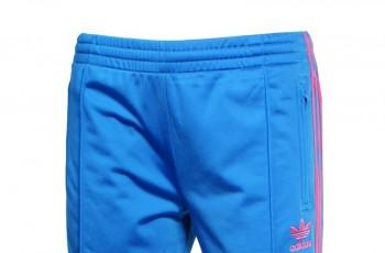 Spodnie Adidas Orginals dla niej - trendy na jesień i zimę 2010