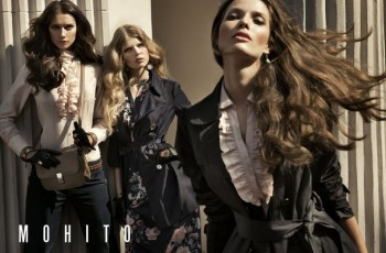 Kolekcja Mohito w stylu retro na jesień 2011