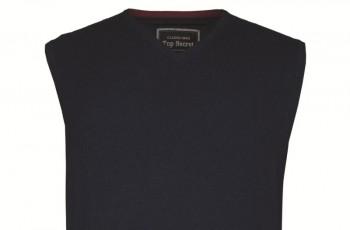 Swetry i kamizelki męskie od Top Secret- moda jesień/zima 2011/12