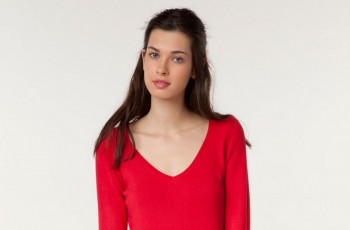 Swetry Bershka dla kobiet - kolekcja jesień-zima 2011/12