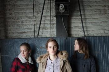 Kurtki i okrycia wierzchnie Levis jesień/zima 2011