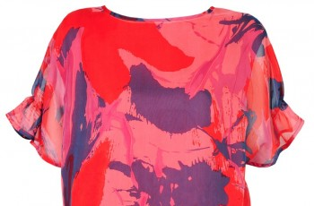 Bluzki z kolekcji wiosna/lato 2012