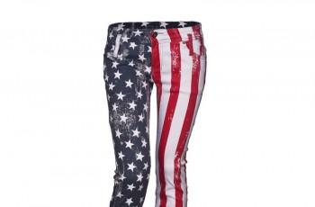 Damskie spodnie New Yorker wiosna-lato 2012